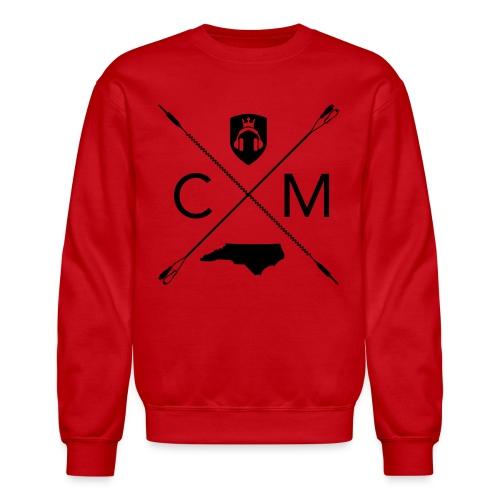 Home Grown AV cranberry - Crewneck Sweatshirt