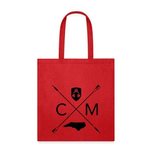 Home Grown AV cranberry - Tote Bag