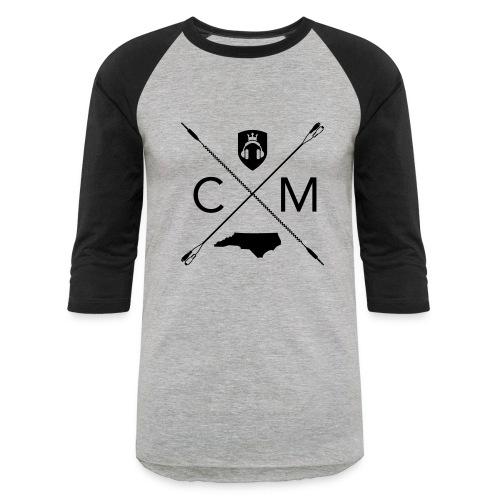 Home Grown AV cranberry - Baseball T-Shirt