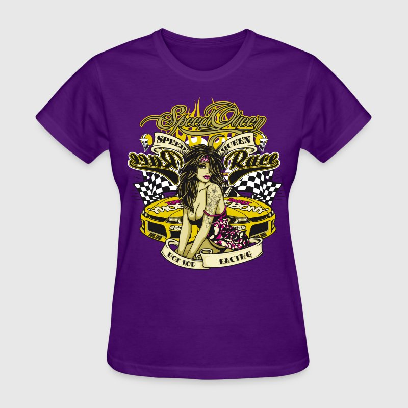 Speed Queen Women's T-Shirts - Women's T-Shirt
