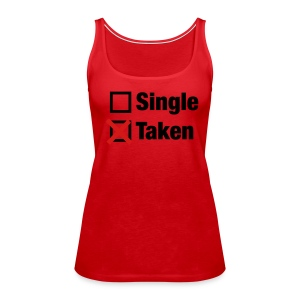 Taken - Women's Premium Tank Top