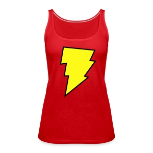 Big Bolt - Women's Premium Tank Top