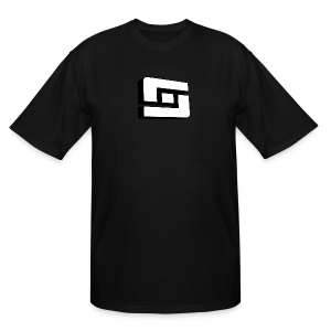Sl1pg8r Logo 3D T-Shirt - Men's Tall T-Shirt