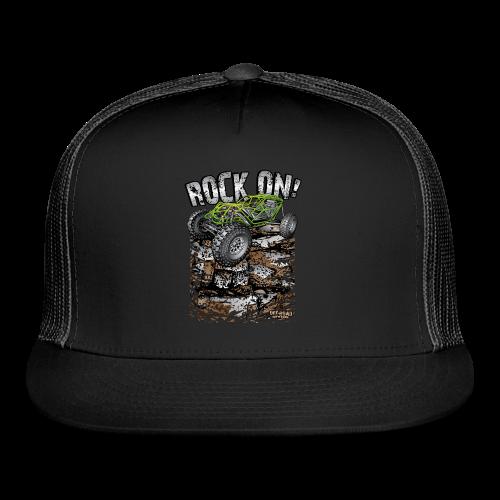 Rock Bouncer Rock On - Trucker Cap
