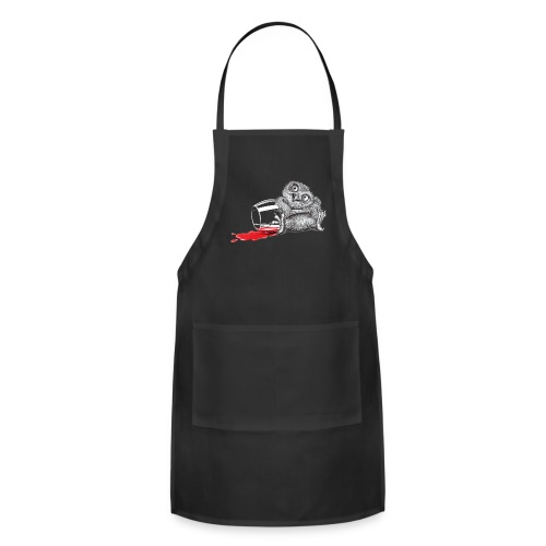 Tipsy Owl - Adjustable Apron