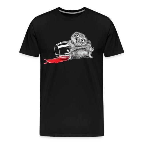 Tipsy Owl - Men's Premium T-Shirt