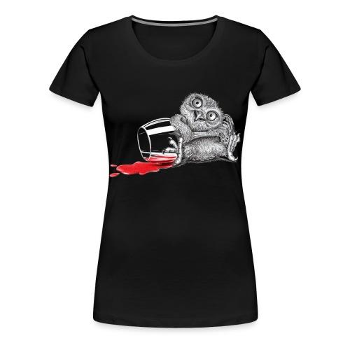 Tipsy Owl - Women's Premium T-Shirt