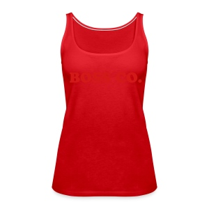 Boss Co - Women's Premium Tank Top