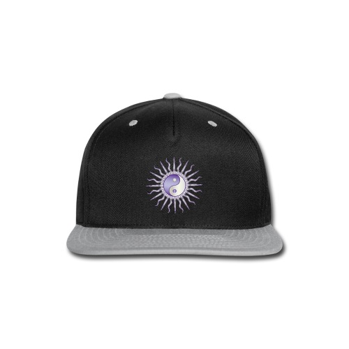 Explode your light  - Snap-back Baseball Cap