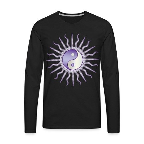 Explode your light  - Men's Premium Long Sleeve T-Shirt