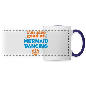 Mermaid Dancing - Panoramic Mug