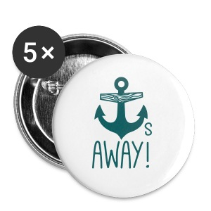 Anchors Away - Small Buttons