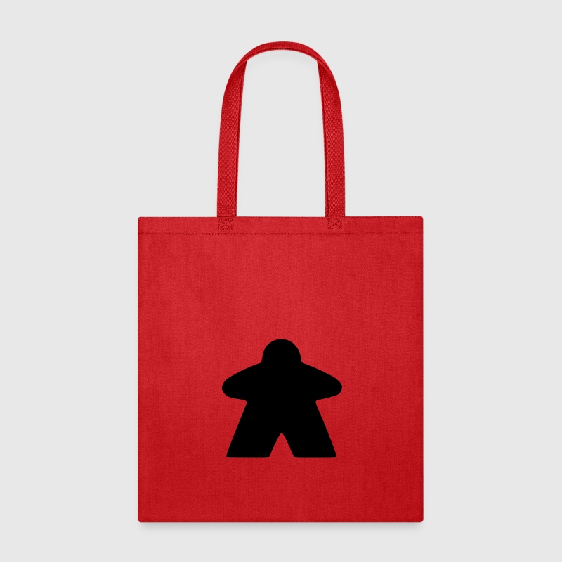 Meeple Bags & backpacks - Tote Bag
