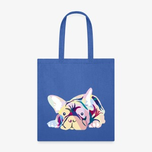 French Bulldog Richie Color - Tote Bag