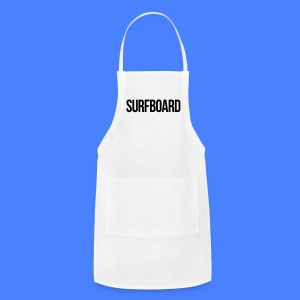 Surfboard Phone & Tablet Cases - Adjustable Apron