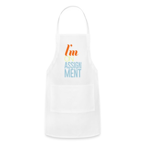 I'm On Assignment - Adjustable Apron