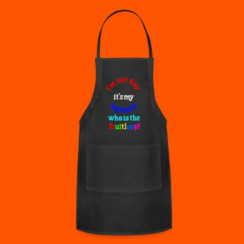 happy fun - Adjustable Apron
