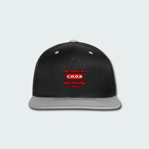 C.O.O.N - Snap-back Baseball Cap