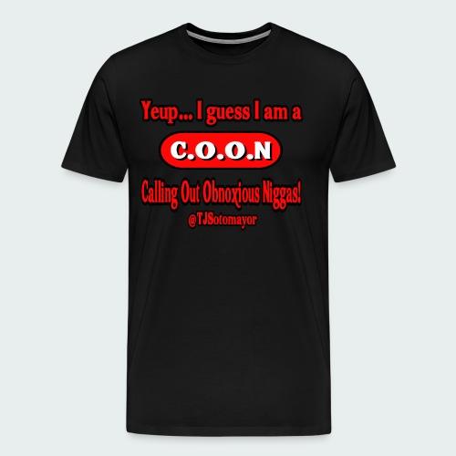 C.O.O.N - Men's Premium T-Shirt
