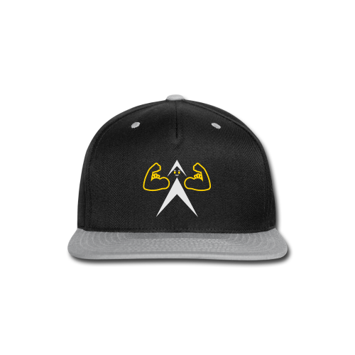 FUNNY BICEPS - Men's T-shirt - Snap-back Baseball Cap
