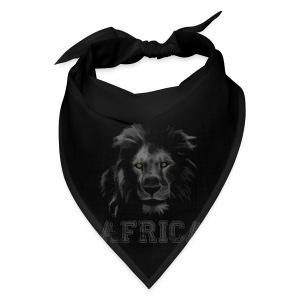 African Lion T-shirt - Bandana