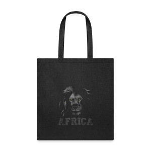 African Lion T-shirt - Tote Bag