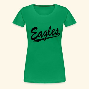 Eagles - Women's Premium T-Shirt
