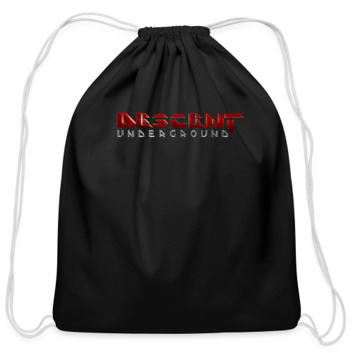 Descent: Underground T-Shirt - Cotton Drawstring Bag