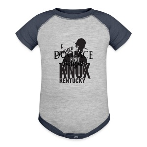 I Survived Fort Knox, Kentucky - Baby Contrast One Piece