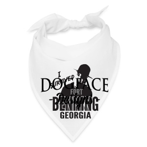 I Survived Fort Benning, Georgia - Bandana