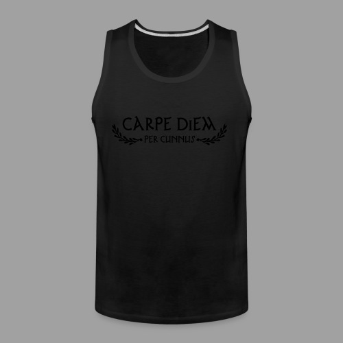 American Apparel Carpe Diem per Cunnus Men's Tee - Men's Premium Tank