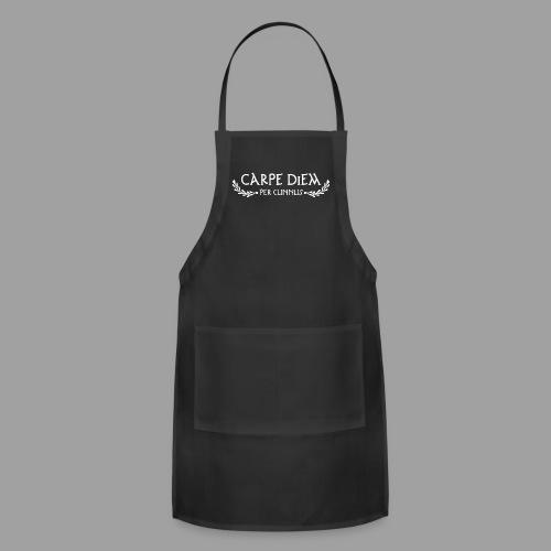 Carpe Diem Per Cunnus - Adjustable Apron