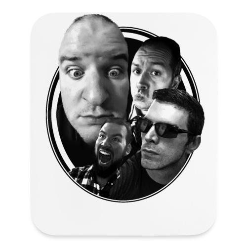 FOUR GOOD FRIENDS - Mouse pad Vertical