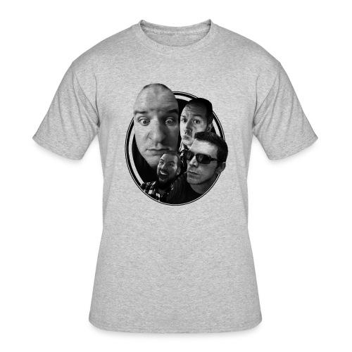 FOUR GOOD FRIENDS - Men's 50/50 T-Shirt