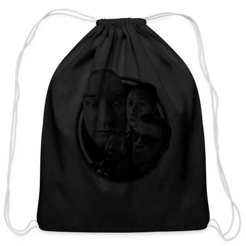 FOUR GOOD FRIENDS - Cotton Drawstring Bag