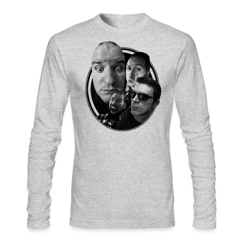 FOUR GOOD FRIENDS - Men's Long Sleeve T-Shirt by Next Level