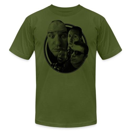 FOUR GOOD FRIENDS - Men's  Jersey T-Shirt