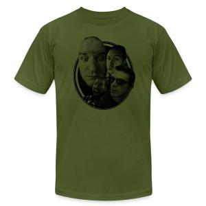 FOUR GOOD FRIENDS - Men's Fine Jersey T-Shirt