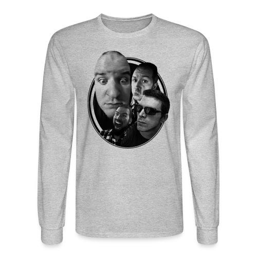 FOUR GOOD FRIENDS - Men's Long Sleeve T-Shirt