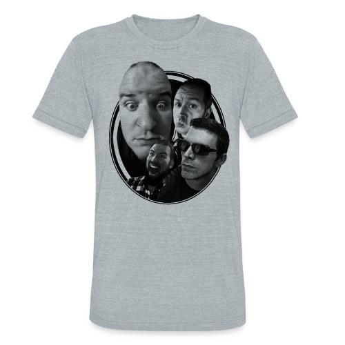 FOUR GOOD FRIENDS - Unisex Tri-Blend T-Shirt