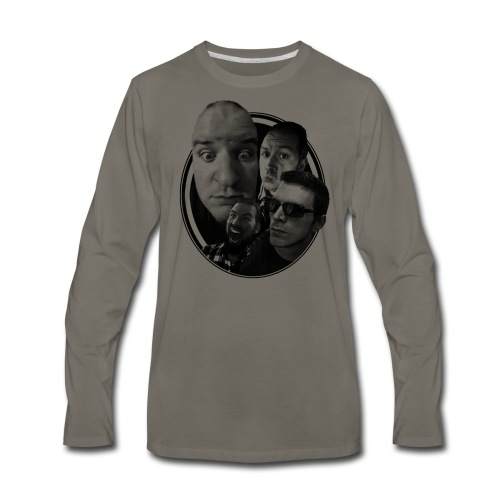 FOUR GOOD FRIENDS - Men's Premium Long Sleeve T-Shirt