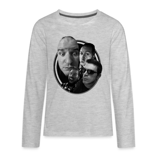 FOUR GOOD FRIENDS - Kids' Premium Long Sleeve T-Shirt