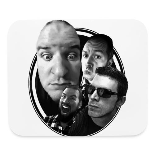 FOUR GOOD FRIENDS - Mouse pad Horizontal