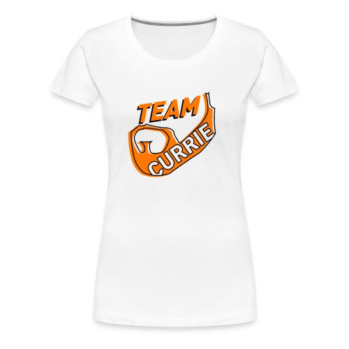 Team Currie (ladies) - Women's Premium T-Shirt
