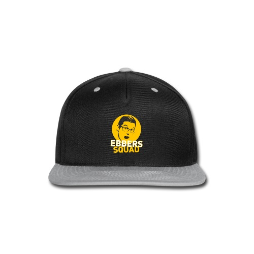 Ebbers Squad (ladies) - Snap-back Baseball Cap