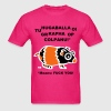 Hamster Fuck You Statement Shirt Provocative  - Men's T-Shirt