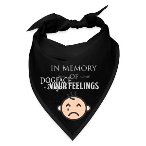 In Memory of Your Feelings - Bandana