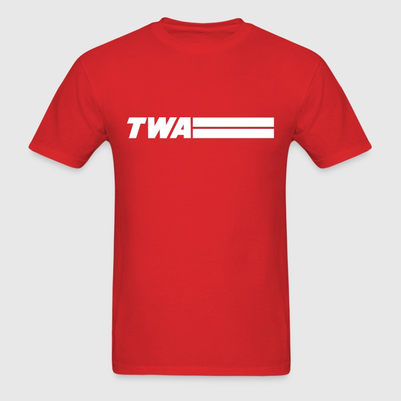 Trans World Airlines - Men's T-Shirt