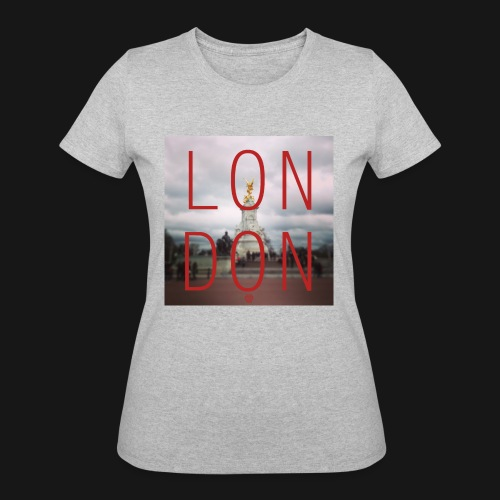 LON|DON | Women's T-shirt - Women's 50/50 T-Shirt