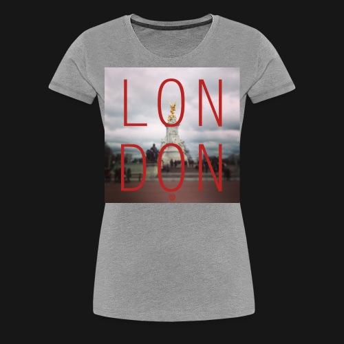 LON|DON | Women's T-shirt - Women's Premium T-Shirt